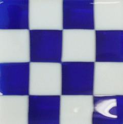 Signal Flag 4 Small Tile Plate