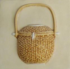 Natural Lightship Basket Tile